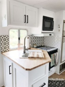 Creative Rv Camper Remodel Ideas You Will Love 41