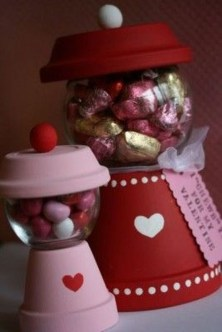 Cute Easy Valentine Candy Decorations 03