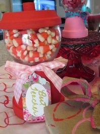 Cute Easy Valentine Candy Decorations 19