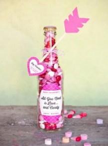 Cute Easy Valentine Candy Decorations 29