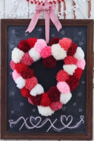 Cute Valentine Door Decoration Ideas You Should Try 31