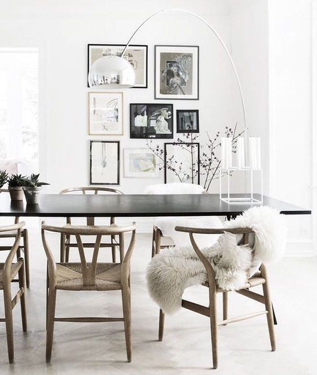Gorgeous Dining Chairs Design Ideas You Should Buy 03