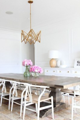 Gorgeous Dining Chairs Design Ideas You Should Buy 16