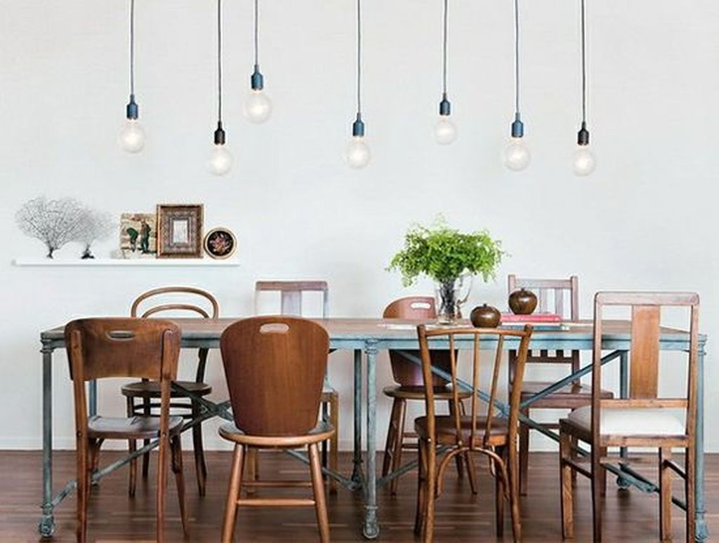 Gorgeous Dining Chairs Design Ideas You Should Buy 24
