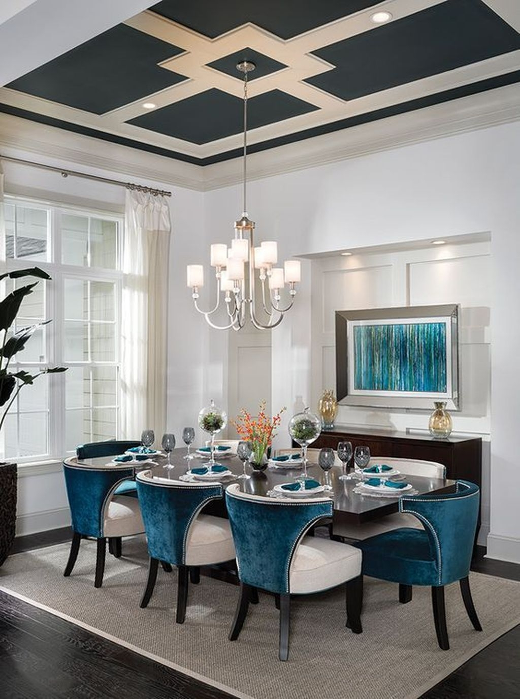 Gorgeous Dining Chairs Design Ideas You Should Buy 27