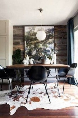 Gorgeous Dining Chairs Design Ideas You Should Buy 33