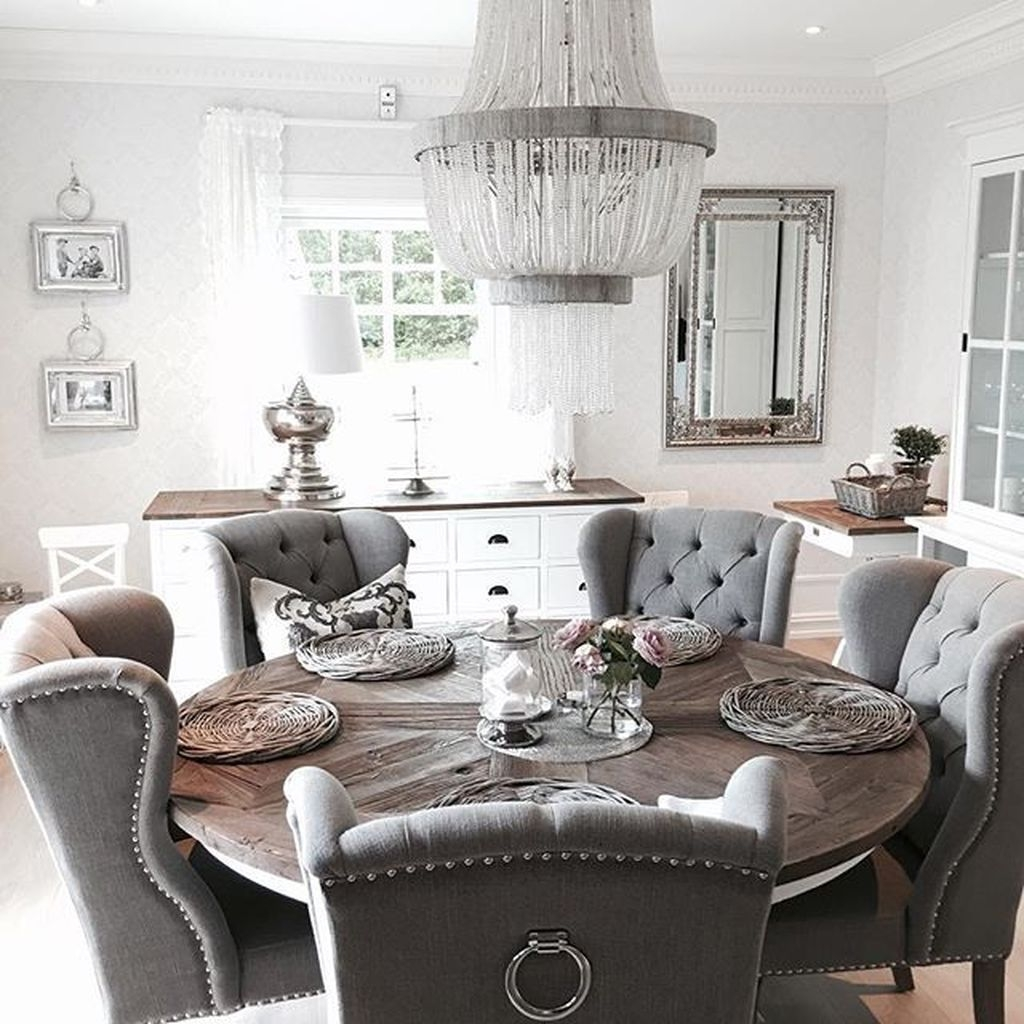 Gorgeous Dining Chairs Design Ideas You Should Buy 43