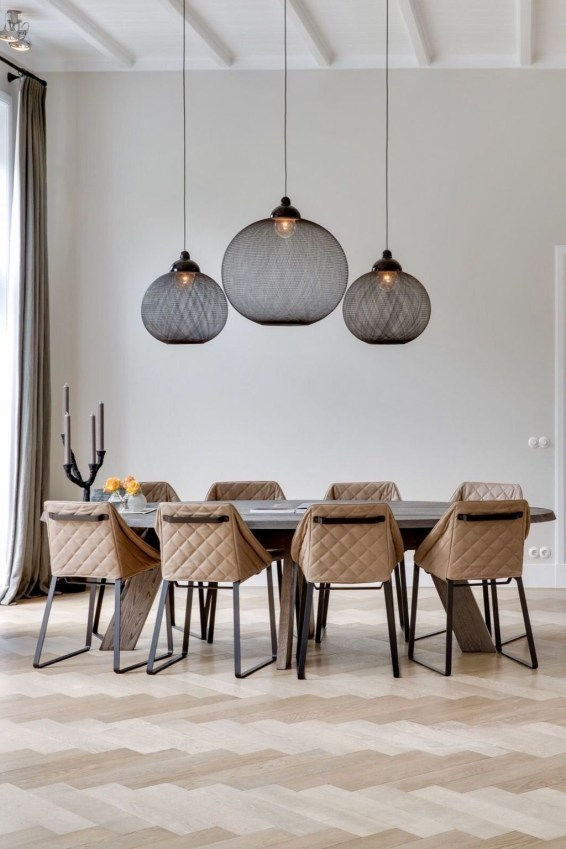 Gorgeous Dining Chairs Design Ideas You Should Buy 49