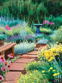 Inspiring Planting Combination Ideas For Your Garden 07