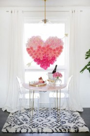 Amazing Valentine Decoration Ideas For Your Apartment 21