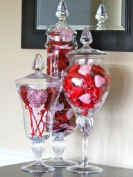 Amazing Valentine Decoration Ideas For Your Apartment 49