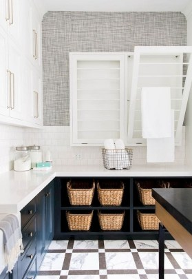 Awesome Laundry Room Storage Organization Ideas 52