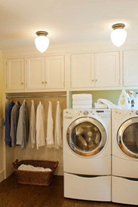 Awesome Laundry Room Storage Organization Ideas 53
