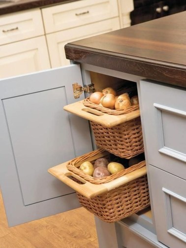 Brilliant Diy Kitchen Storage Organization Ideas 46