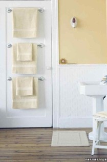 Brilliant Small Bathroom Storage Organization Ideas 12