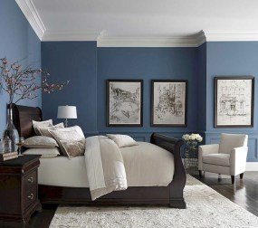 Cool Small Master Bedroom Decorating Ideas 40