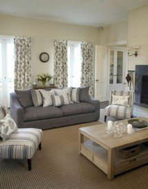 Cozy French Country Living Room Decor Ideas 14