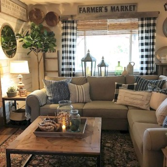 Cozy French Country Living Room Decor Ideas 25