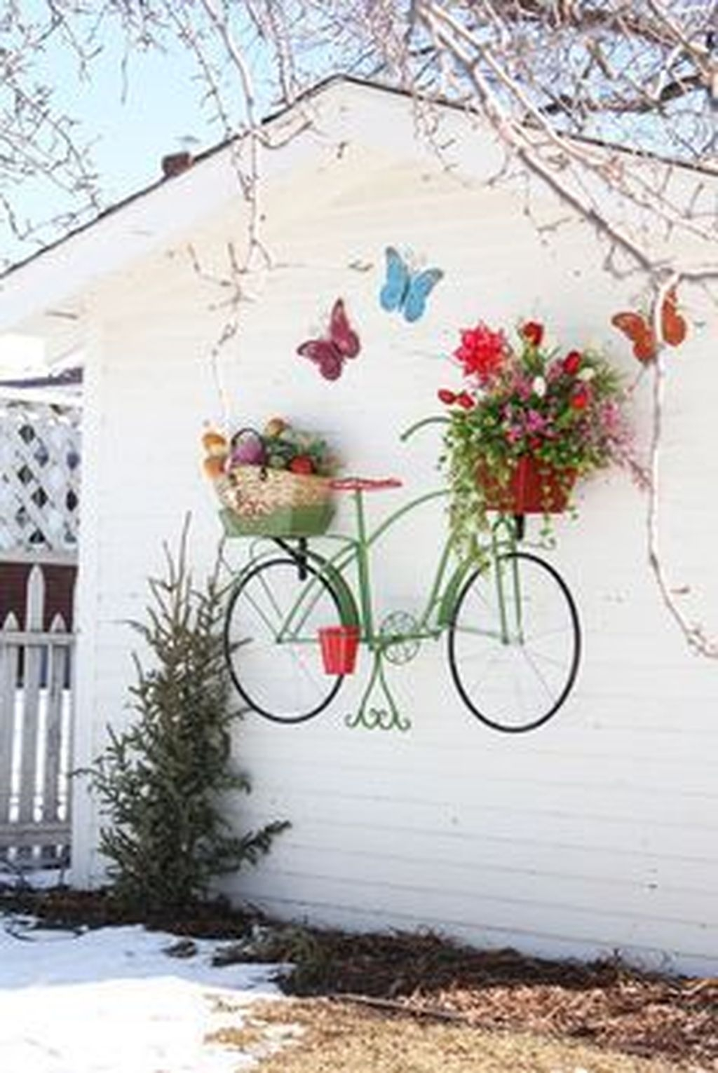 Festive Valentine Porch Decorating Ideas 10