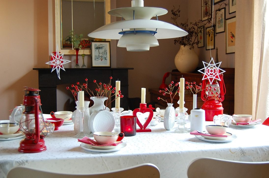 Inspiring Table Decoration Ideas For Valentines Party 01