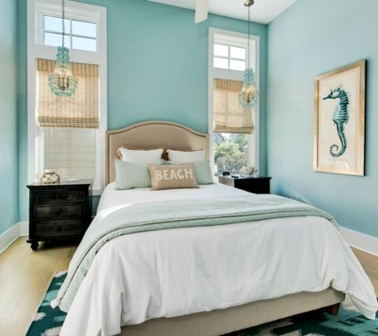 99 Modern Coastal Master Bedroom Decorating Ideas - 99BESTDECOR