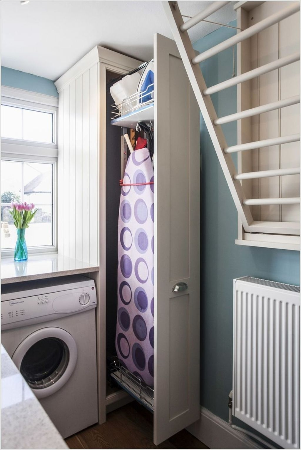 Totally Inspiring Small Functional Laundry Room Ideas 27