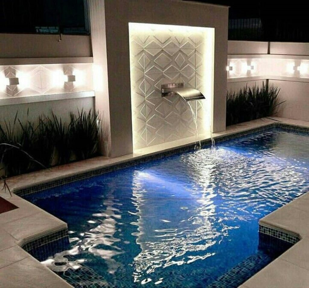 Adorable Small Indoor Swimming Pool Design Ideas 10