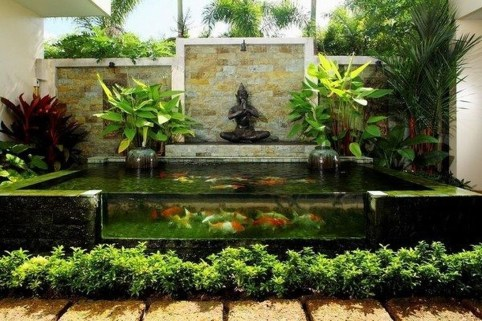 Affordable Water Features Design Ideas On A Budget 41