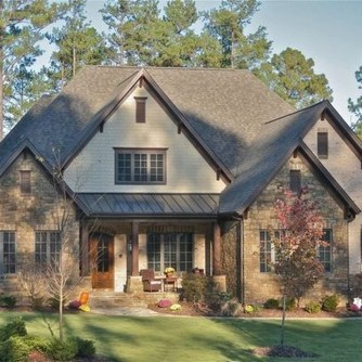 Awesome Farmhouse Home Exterior Design Ideas 23