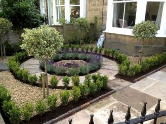 Gorgeous Front Yard Landscaping Remodel Ideas 37
