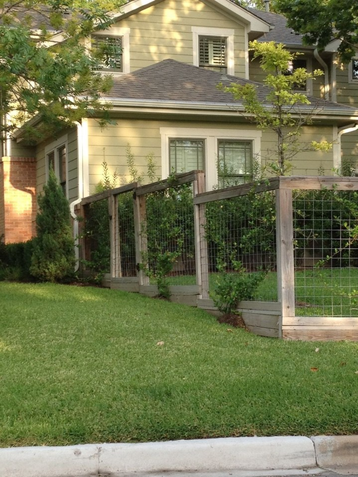 Totally Inspiring Front Yard Fence Remodel Ideas 17