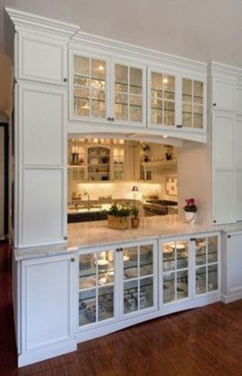 Astonishing U Shaped Kitchen Remodel Ideas 49