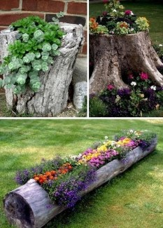 Comfy And Unique Garden Decor Ideas 16