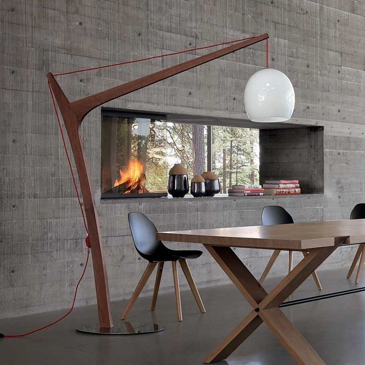 Creative Industrial Floor Lamps Design Ideas 01
