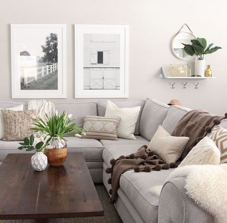 Modern Apartment Décor For Living Room 03