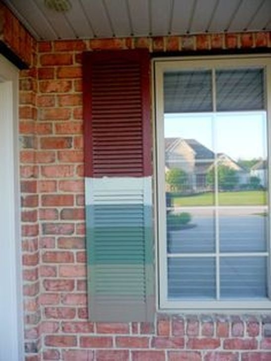 Stunning Exterior Paint Colors Red Brick Ideas 07