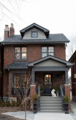 Stunning Exterior Paint Colors Red Brick Ideas 21