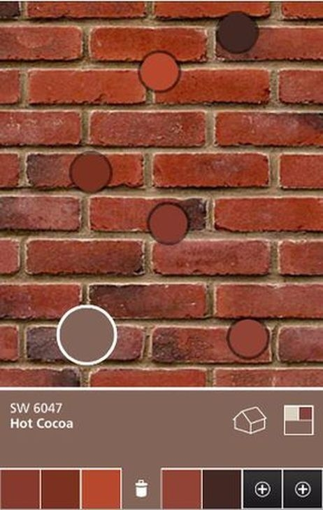 Stunning Exterior Paint Colors Red Brick Ideas 23
