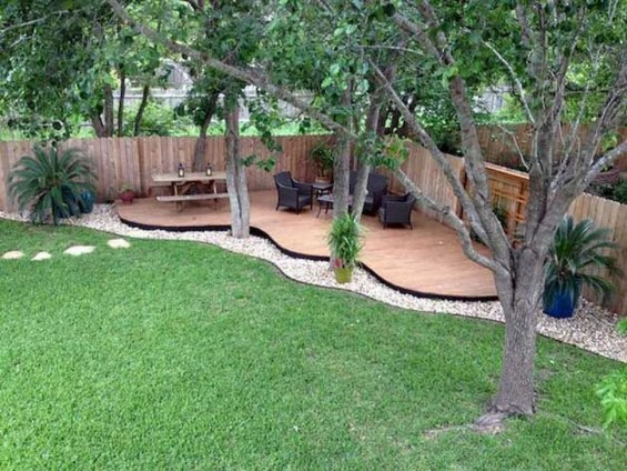 Absolutely Difference Small Backyard Landscaping Ideas 10