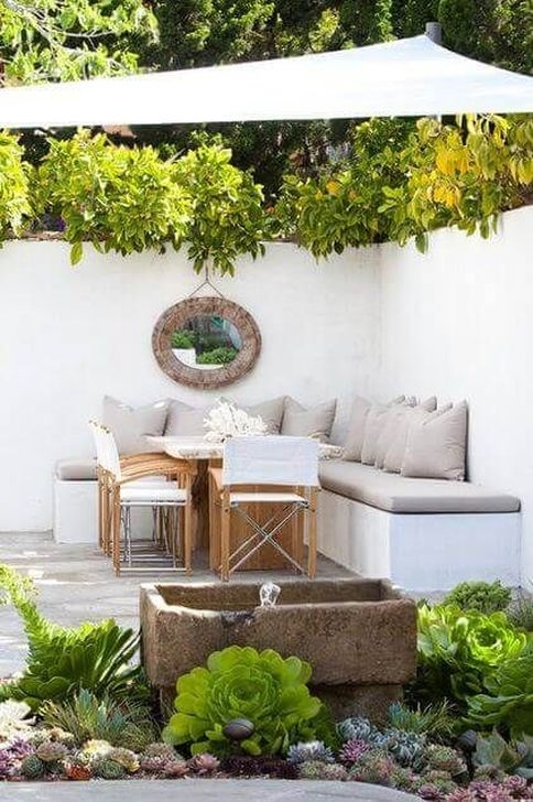 Absolutely Difference Small Backyard Landscaping Ideas 25