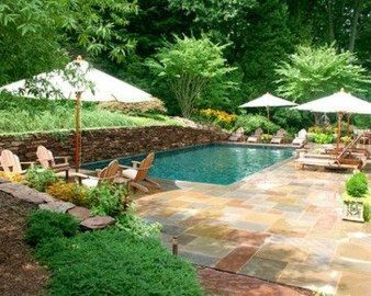 Absolutely Difference Small Backyard Landscaping Ideas 45
