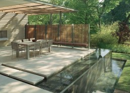 Amazing Modern Water Feature For Your Landscape02