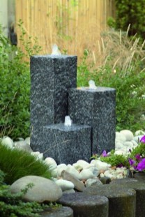 Amazing Modern Water Feature For Your Landscape05