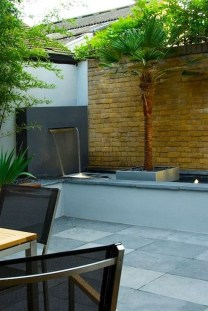 Amazing Modern Water Feature For Your Landscape09