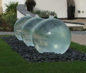 Amazing Modern Water Feature For Your Landscape21