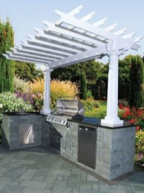 Awesome Outdoor Kitchen Design Ideas 03
