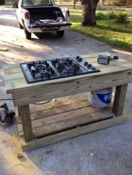 Awesome Outdoor Kitchen Design Ideas 20