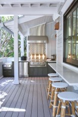 Awesome Outdoor Kitchen Design Ideas 27