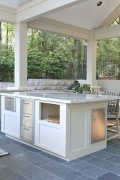 Awesome Outdoor Kitchen Design Ideas 45
