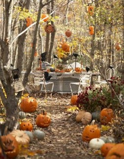Cozy Vintage Halloween Decoration For Outdoor Ideas 03